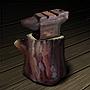 Các loại bệ rèn có thể đổi trực tiếp trong game